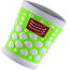 Compressport 3D Dots irtohihat/-lahkeet , vihreä